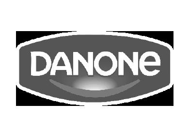 Danone - Logo (parnter of TOP bv)