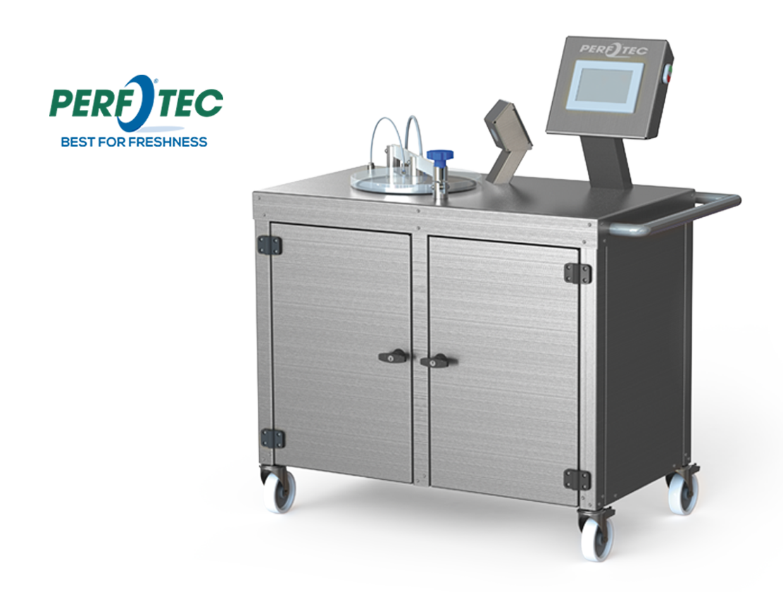 Perfotec respiration meter (ademhalingsfrequentie)