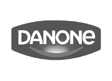 Danone - Logo (parnter of TOP bv)