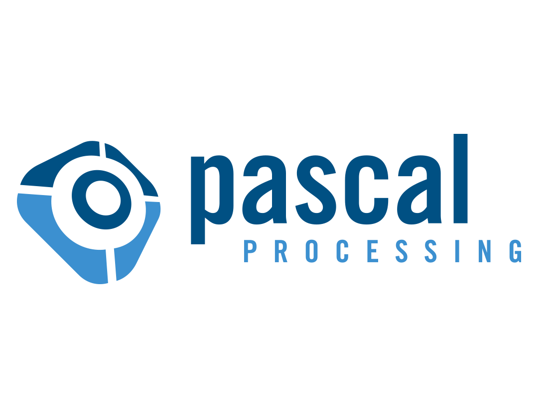 Logo Pascal Processing, tolling centrum voor high pressure processing