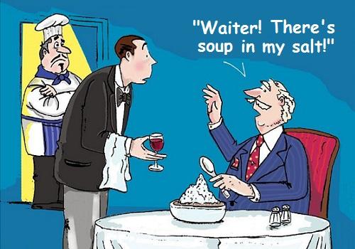 soup in my salt