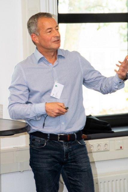 Ir. Hans Hoogland, Unilever