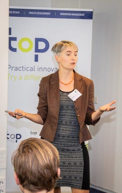 Jannie van Beek, TOP: RF technology